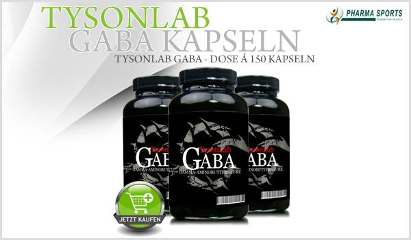 TysonLab Gaba bei Pharmasports