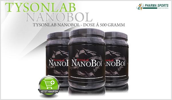 TysonLab NanoBol bei Pharmasports - Dose á 500 Gramm