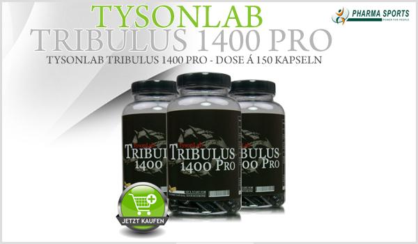 TysonLab Tribulus 1400 Pro bei Pharmasports