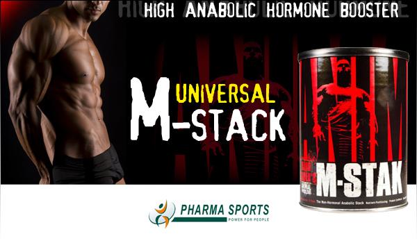 Universal Animal M-Stak - bringen Sie die Leistung in Ihre Gewalt!