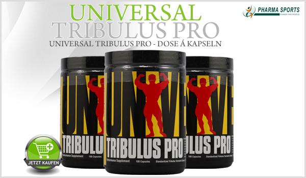 NEU: Universal Nutrition Tribulus Pro bei Pharmasports