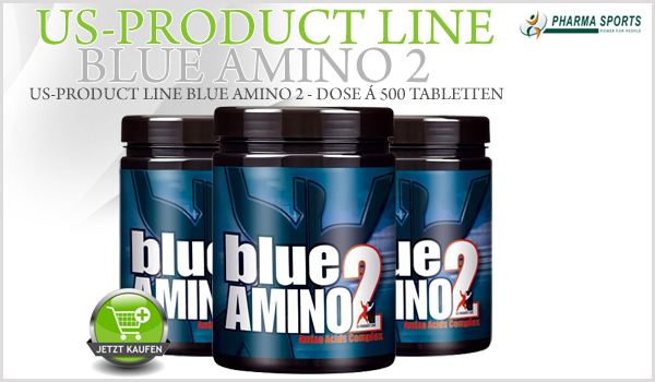 US-Product Line Blue Anabol 2 bei Pharmasports