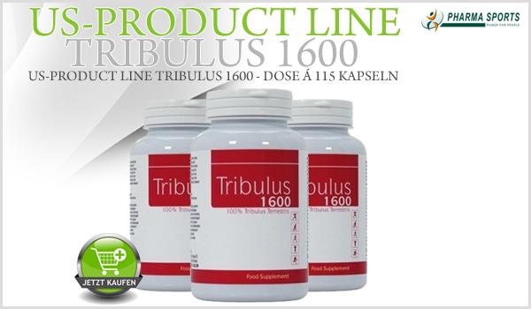 US-Product-Line Tribulus 1600 günstig bei Pharmasports bestellen