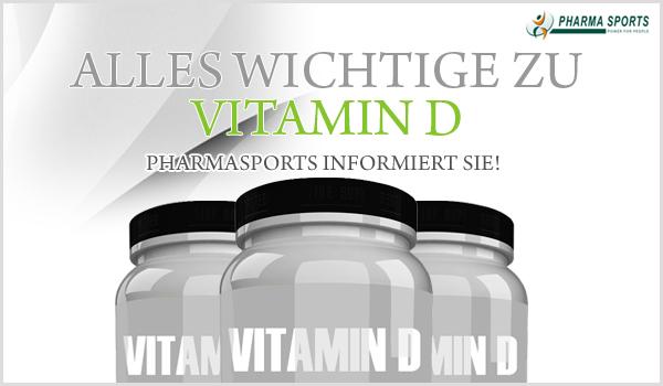 Vitamin D - das Sonnenschein-Vitamin