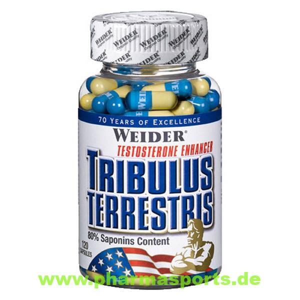 Weider Tribulus Terrestris 600mg Tribulus pro Kapsel
