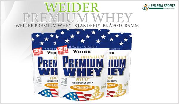 Weider Premium Whey bei Pharmasports