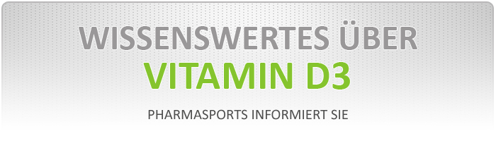 Information zu Vitamin D
