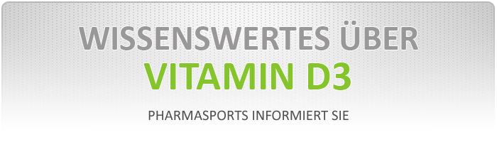 Information zu Vitamin D