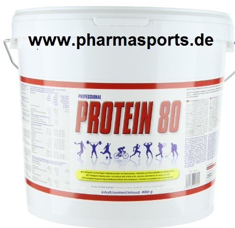 Eiweiss BMS Professional Protein 80