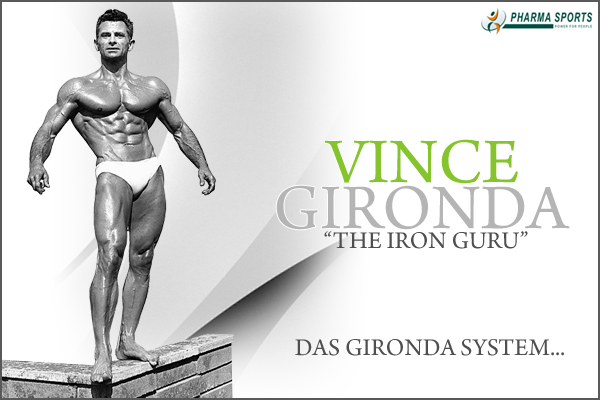 Bodybuilding Vince Gironda Trainings System