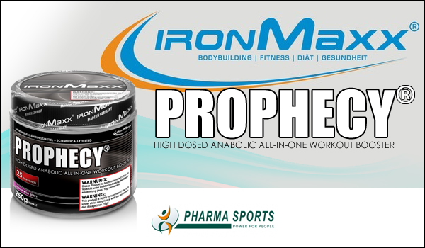 IronMaxx Prophecy - Trainings-Booster